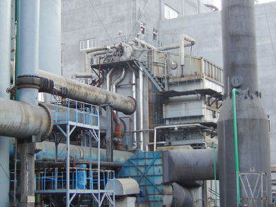 Waste Heat Boiler In Fertilizer Plants